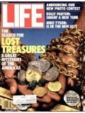 Life Magazine 1 March 1987 Lost Treasures of the Sea 3/1/87: Life Magazine 1 March 1987 ...