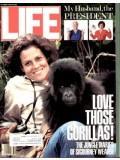 Life Magazine 1 October 1988 Sigourney Weaver: Life Magazine 1