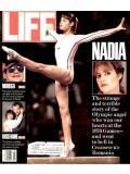Life Magazine 1 March 1990 Nadia Comaneci: Life Magazine 1
