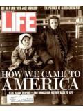Life Magazine 1 September 1990 Ellis Island Immigrants 9/1/90: Life Magazine 1 September ...
