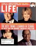 Life Magazine 1 September 1998 Martha Stewart, Tony Bennett,Courtney Cox & ? 9/1/98