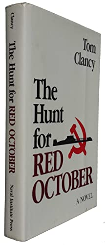 The Hunt for Red October: Clancy, Tom
