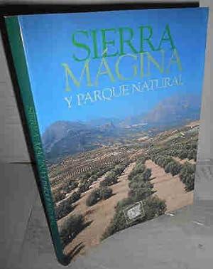 SIERRA MÁGINA Y PARQUE NATURAL. Naturaleza. Historia.: VALDIVIA, José María