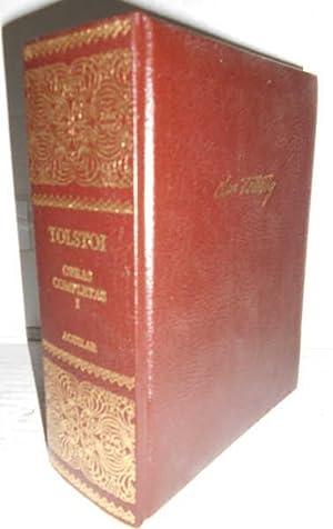 OBRAS COMPLETAS de Leon Tolstói. I. Prólogo: TOLSTÓI, León Nikolaievich