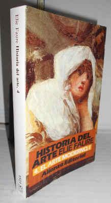HISTORIA GENERAL DEL ARTE. IV. El arte: FAURE, Elie
