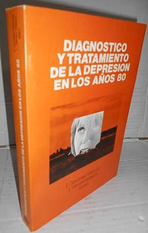 DIAGNÓSTICO Y TRATAMIENTO DE LA DEPRESIÓN EN: GONZÁLEZ MONCLÚS, E
