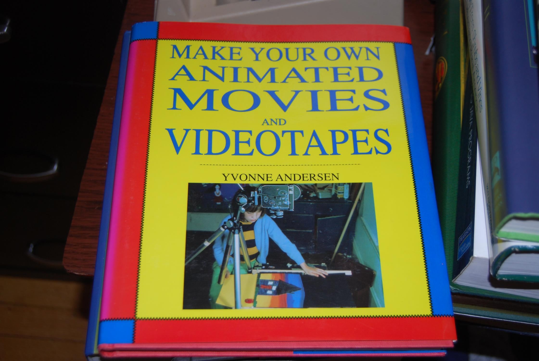 Make Your Own Animated Movies And Videotapes By Andersen