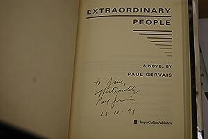 Extraordinary People: A Novel: Gervais, Paul
