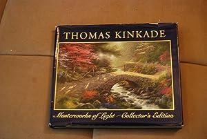 Thomas Kinkade: Masterworks of Light: Thomas Kinkade