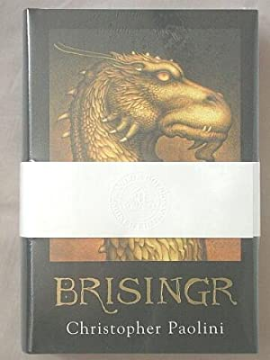 Brisingr: Inheritance, Book 3