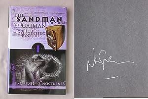 The Sandman, Book I (1): Preludes &: Gaiman, Neil