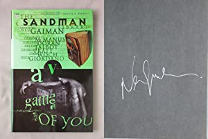 The Sandman, Book V (5): A Game of You
