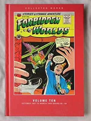 Forbidden Worlds, Volume 10: October 1957 to March 1958, Issues 59-64