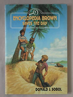 Encyclopedia Brown Saves the Day: Book 7