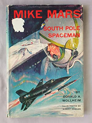 Mike Mars, South Pole Spaceman