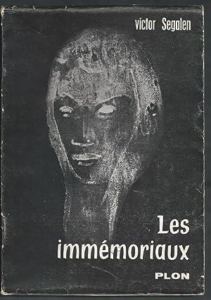 Les Immémoriaux.: SEGALEN Victor