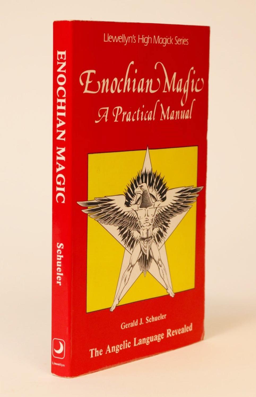 enochian magic a practical manual by schueler gerald j abebooks rh abebooks co uk Enochian Magic Crowley Enochian Magic Crowley