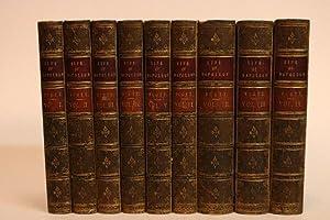 The Life of Napoleon Buonaparte, Emperor of: Scott, Walter