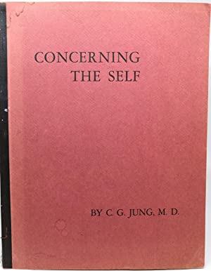 Concerning the Self