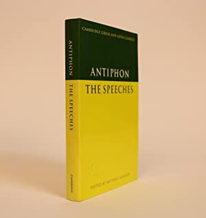 Antiphon The Speeches