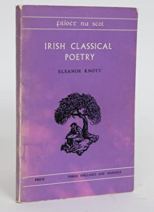 Irish Classical Poetry, Commonly Called Bardic Poetry