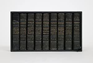 The Plays of Shakespeare, in 9 Volumes