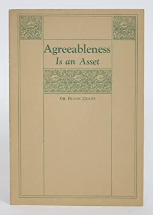 Agreeableness Is an Asset