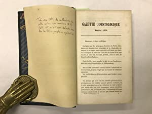 Gazette odontologique (1879-1881)