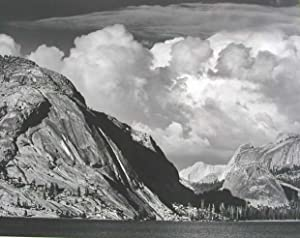 Lake Tenaya, Yosemite National Park, California.: Adams, Ansel (photographer)