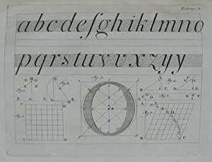 Breve tratado theorico das letras typograficas.: Da Silva, Joaquim Carneiro