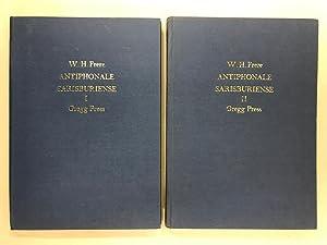 Antiphonale sarisburiense (6 vols): Frere, W. H. (ed.)