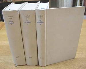 L'Idiot de la famille, Gustave Flaubert de 1821 à1857.: Sartre, Jean-Paul