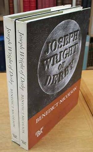 Joseph Wright of Derby: Painter of Light.: Wright, Joseph] Nicolson, Benedict