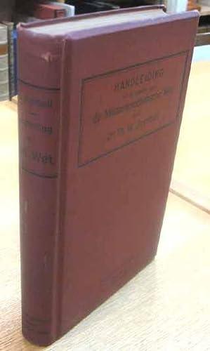 Handleiding tot de Kennis van De Mohammedaansche: Juynboll, Dr. Th.