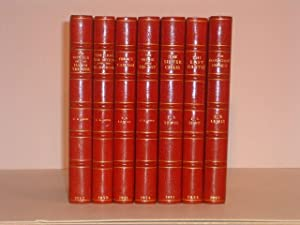 THE CHRONICLES OF NARNIA. Seven volume set: LEWIS, C. S.