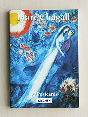 MARC CHAGALL. 30 postcards