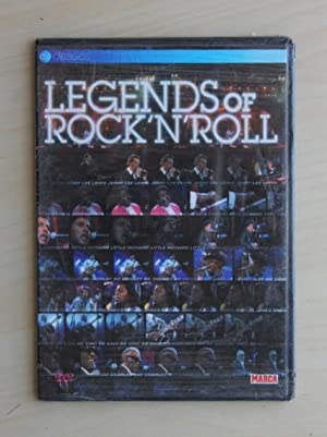 LEGENDS OF ROCK'N'ROLL. (dvd)