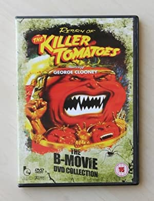 THE RETURN OF THE KILLER TOMATOES. (The B-Movie DVD collection)