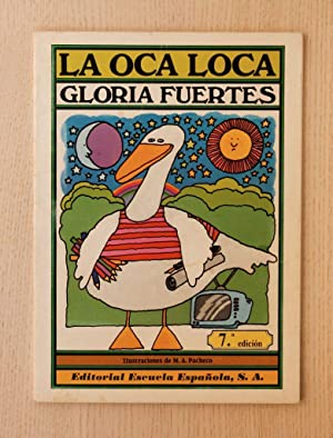 LA OCA LOCA: FUERTES, Gloria (textos)