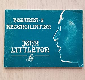 JOHN LITTLETON. ROSANNA 2. RECONCILIATION. (partitions / partituras)