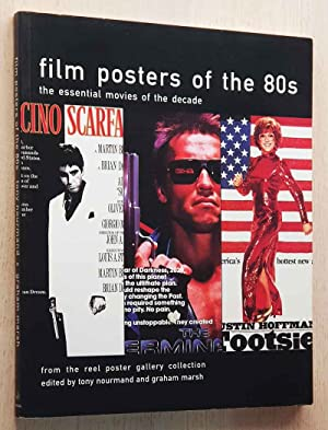 FILMS POSTERS OF THE 80s. The essential movies of the decade