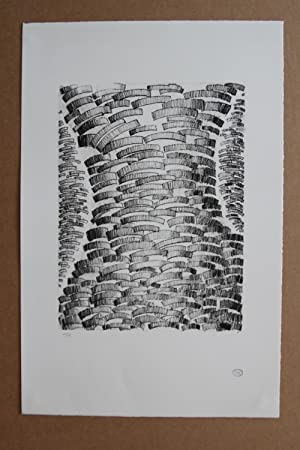 Unité dynamique , Lithografie nummeriert 25/75, Stempelsignatur,: Zoltán Kemény (2.