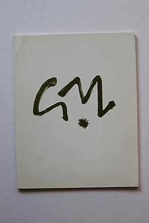 georg meistermann bilder kunstverein ludwigshafen 1981 katalog: herbert wolfgang keiser