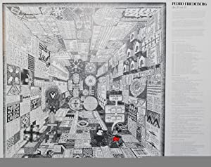 Offsetlithografie Mickey and FelixAusstellungHokin Gallery, INC, Palm: Pedro Friedeberg 1937