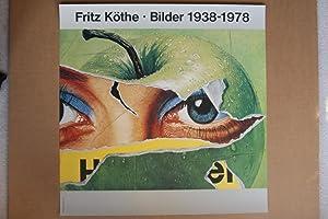 Augapfel 1973Offset zur Ausstellung Fritz Köthe Bilder: Fritz köthe1916Berlin-2005Berlin