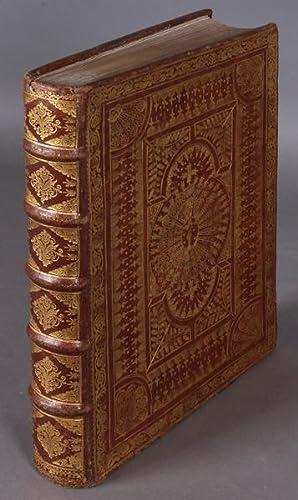 Missale romanum Ex decreto sacrosancti concilii Tridentini: RELIURE A L'EVENTAIL].