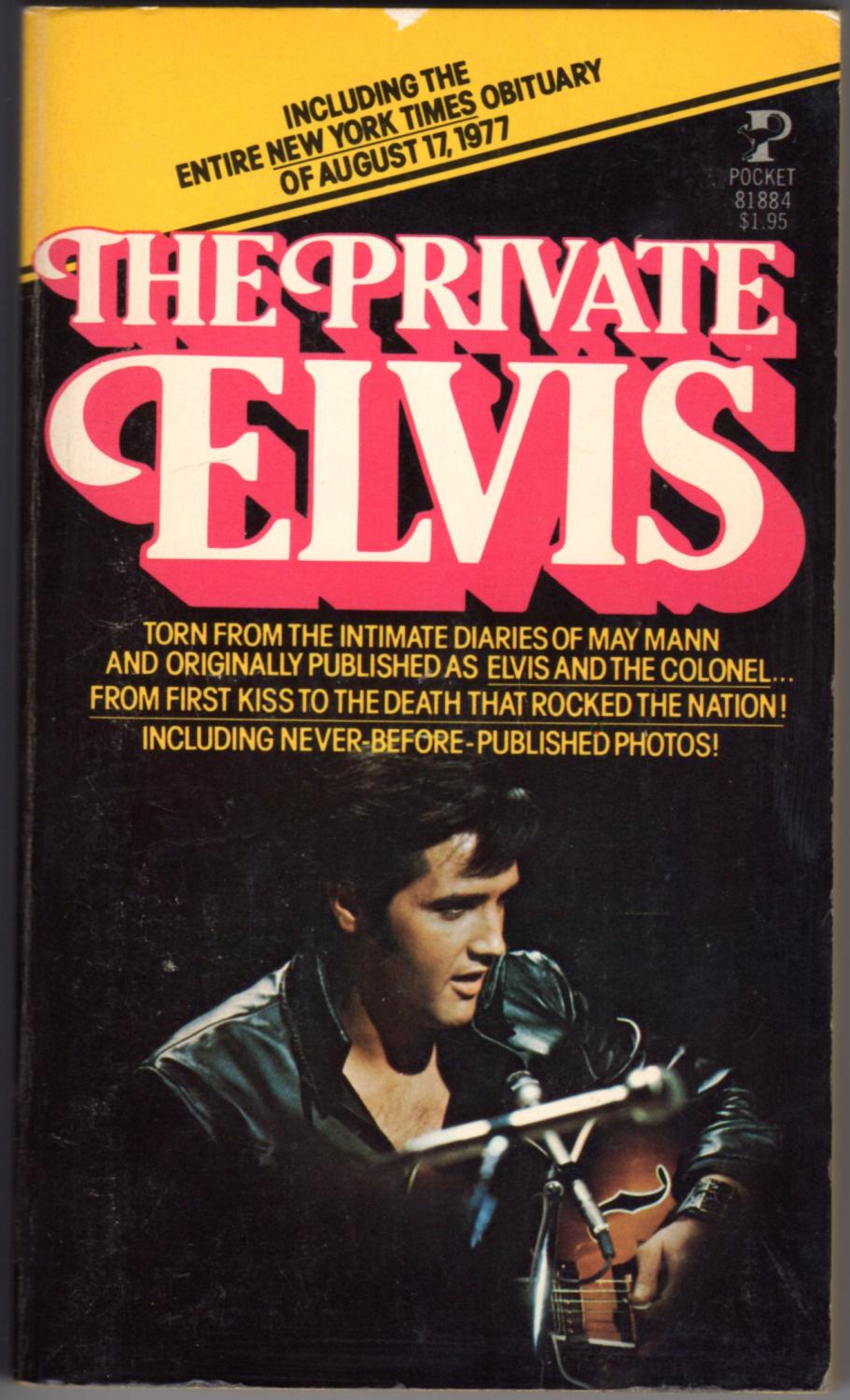 The Private Elvis (Including the entire New