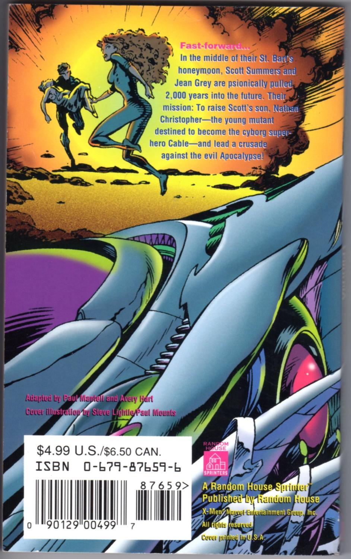 Cyclops Phoenix X Men With Book Marker Mantel