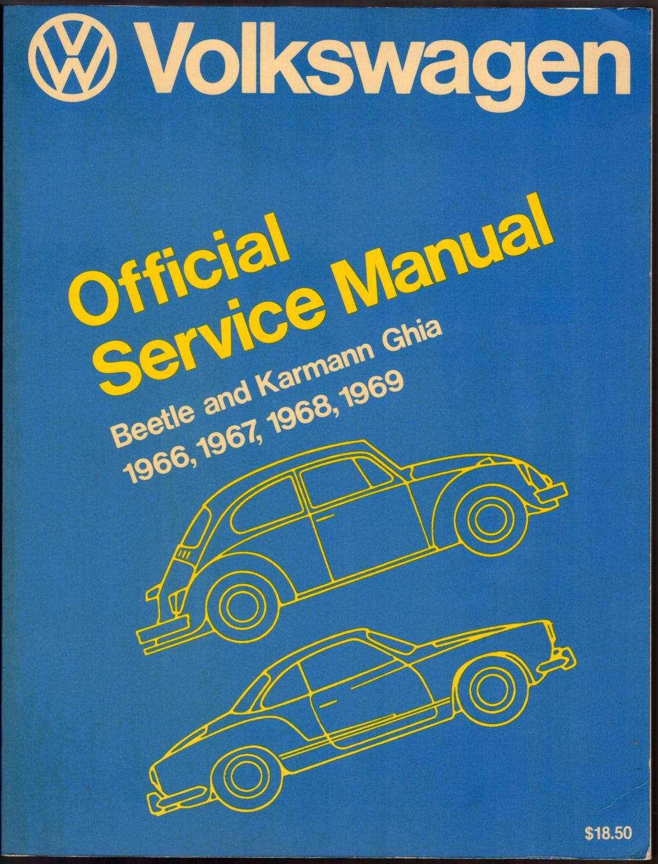 volkswagen beetle and karmann ghia service manual type 1 1966 rh abebooks com vw beetle service manual pdf tdiclub vw beetle service manual pdf