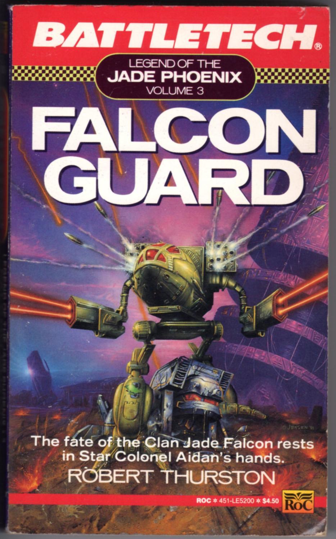 BATTLETECH - FALCON GUARD-Legend Of The JADE